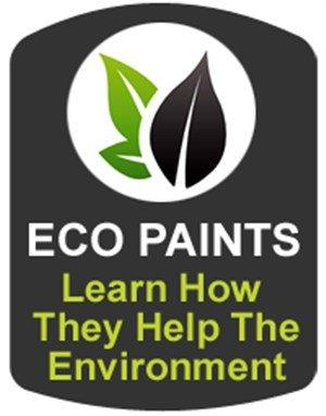 Eco Friendly Paint Emblem