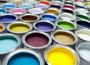 variety-of-different-colored-paint-cans