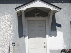 Renfrew House back Door Area Picture