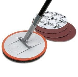 picture Full Circle Pole Sander