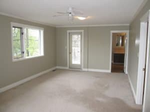 Picture Bedroom Walls Painted In a gray color