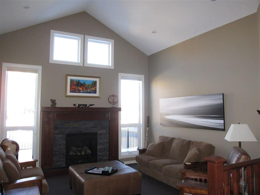 Residential painters wall painting