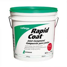 picture 5 gallons Drywall compound