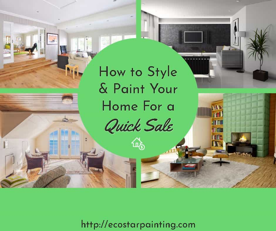 5 ways to increase home value by painting calgary home for How to increase home value